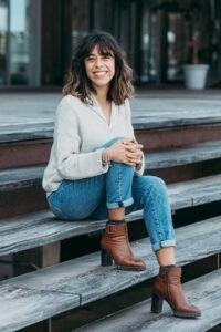Perlentaucher | Alejandra González